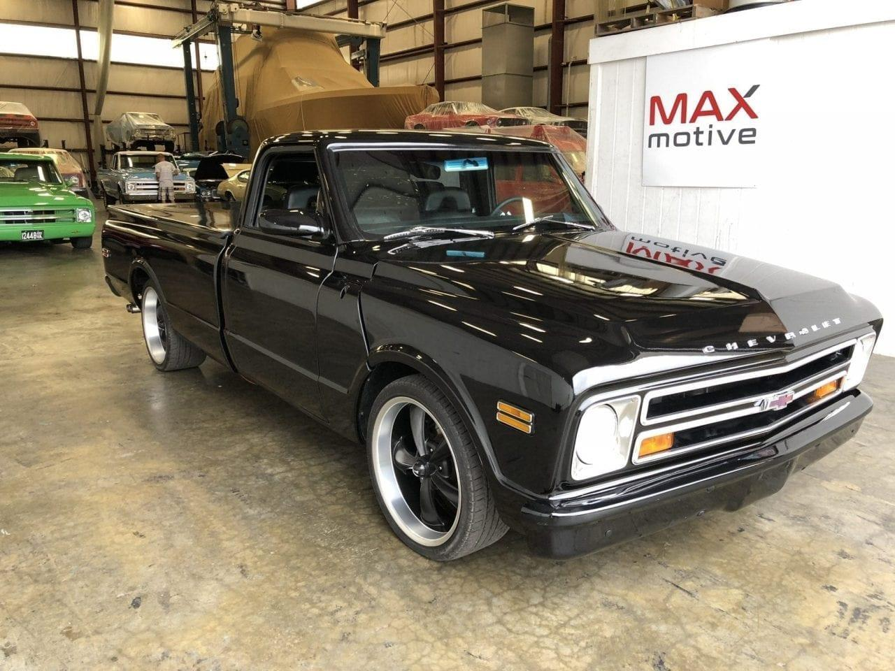 Large Picture of '68 C10 - PCTZ
