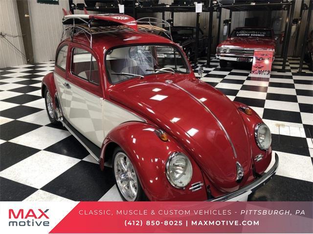 1963 Volkswagen Beetle