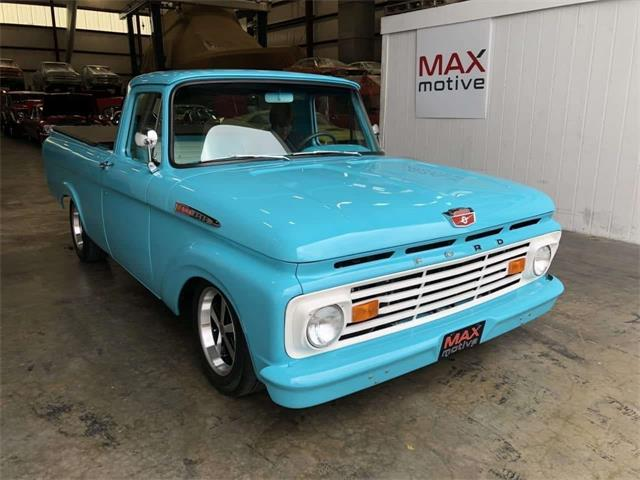 Picture of 1962 F100 located in Pittsburgh Pennsylvania - PCUC