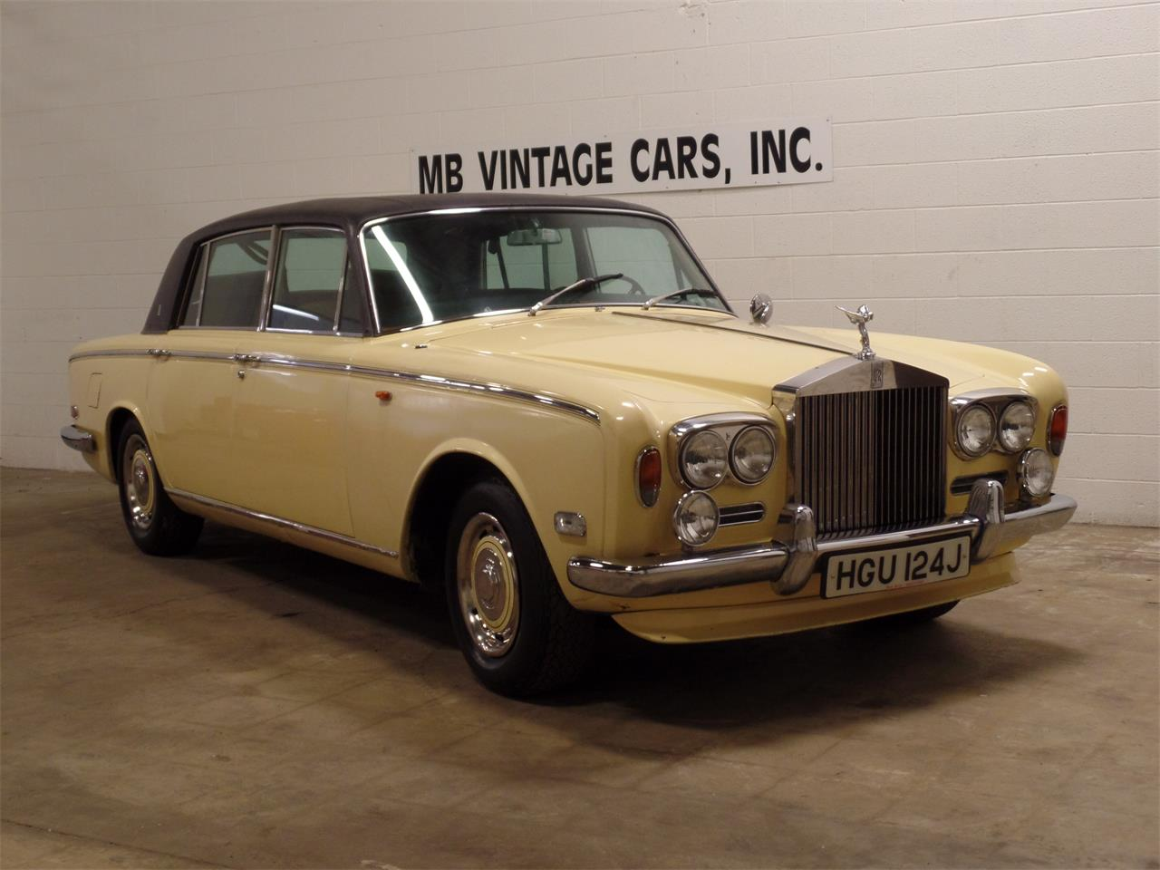 Large Picture of '71 Silver Shadow - PCVB