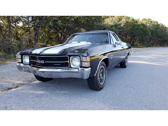 Classic Chevrolet El Camino For Sale On Classiccars
