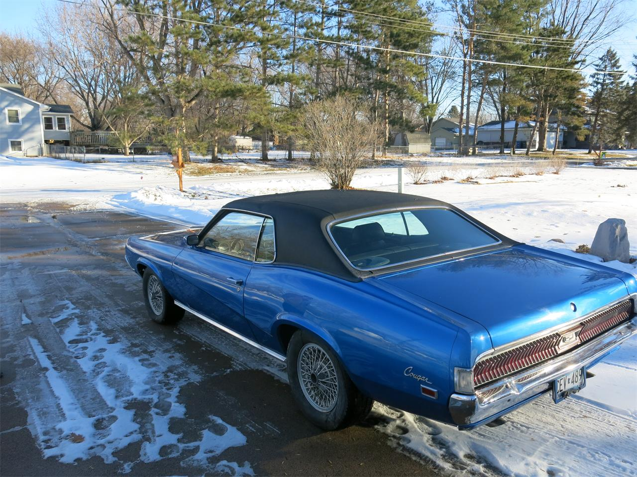 Large Picture of Classic 1969 Cougar located in Minnesota - $9,950.00 Offered by a Private Seller - PCVR