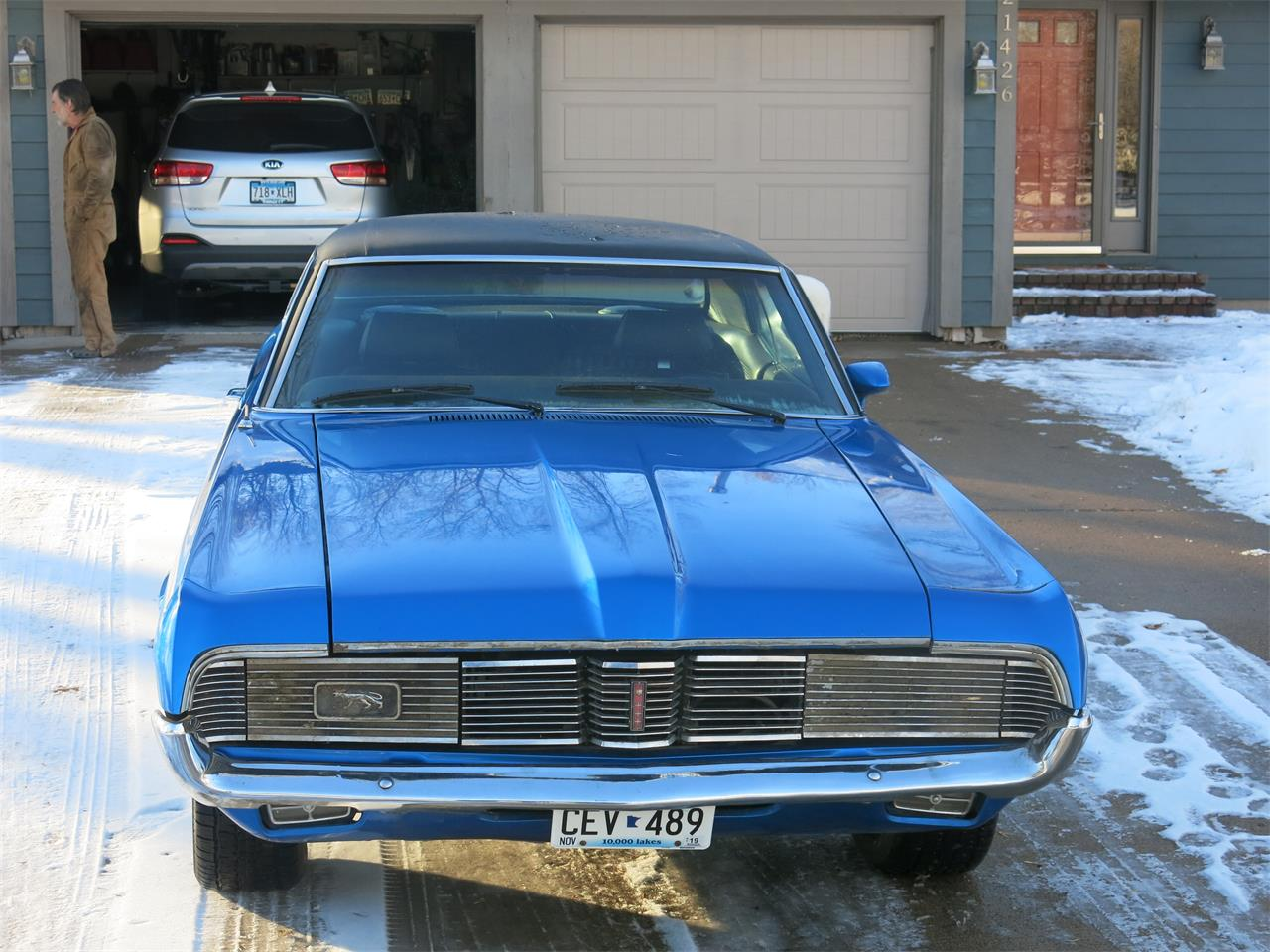 Large Picture of '69 Cougar located in Minnesota - $9,950.00 Offered by a Private Seller - PCVR