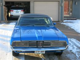 Picture of Classic 1969 Mercury Cougar - PCVR