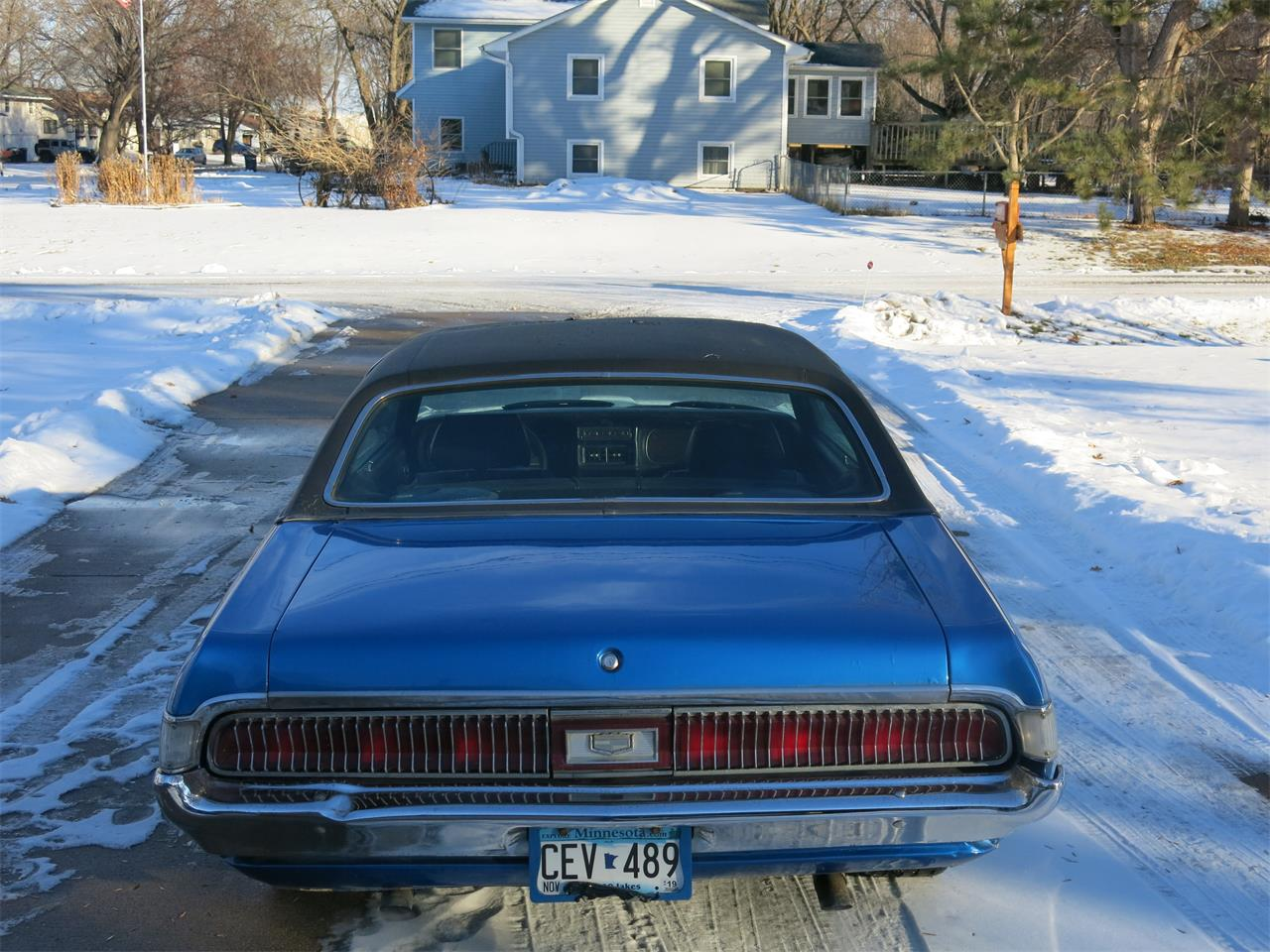 Large Picture of '69 Cougar located in Minnesota - $9,950.00 - PCVR