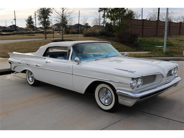 Picture of 1959 Pontiac Bonneville - $49,900.00 - PCVX
