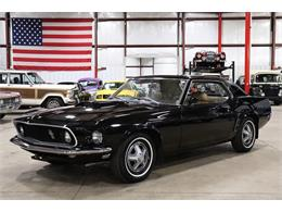 Picture of Classic '69 Ford Mustang located in Kentwood Michigan - $24,900.00 Offered by GR Auto Gallery - PCW0