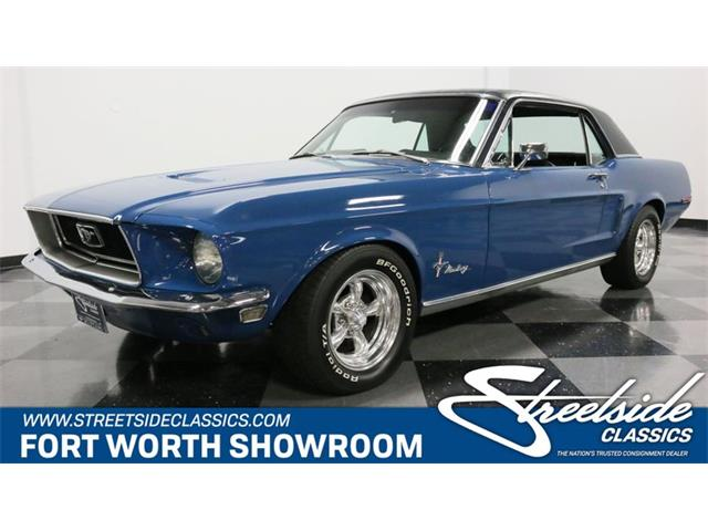 Picture of '68 Mustang - PCW1