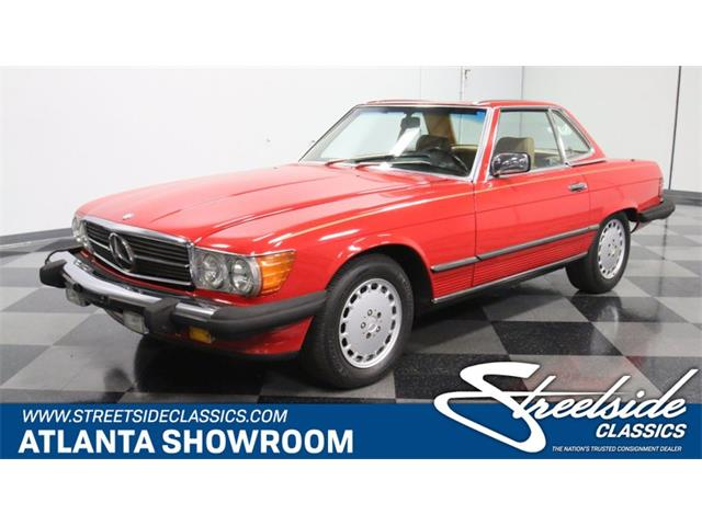 Picture of '88 Mercedes-Benz 560SL - $22,995.00 - PCW3