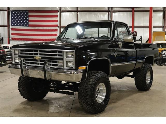 Picture of '86 K-10 - PCW4