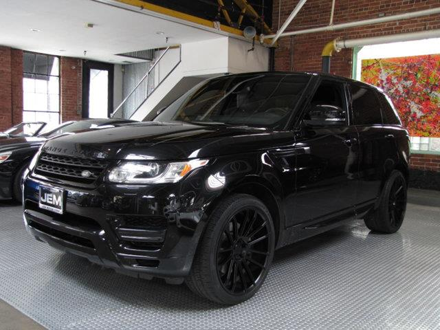 Picture of '15 Range Rover Sport - PAQF