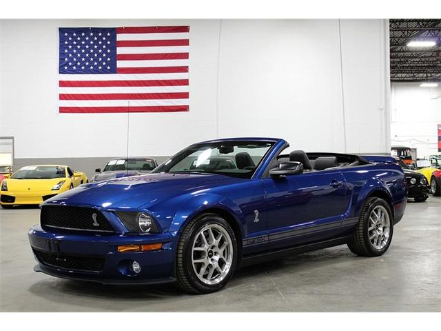 Picture of '07 Mustang - PCW8