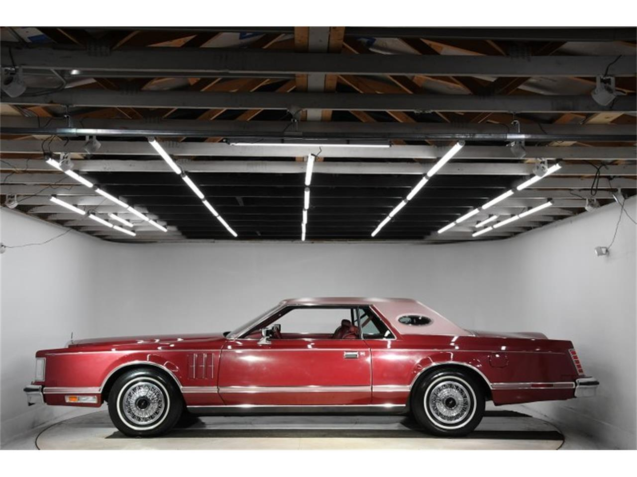 Large Picture of '77 Continental - PCWC