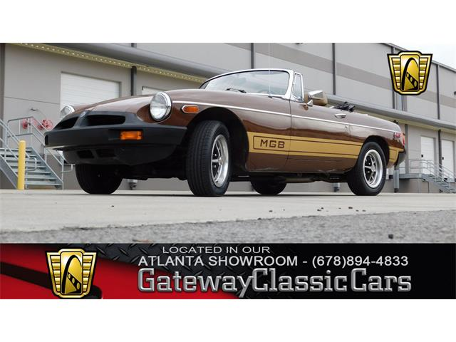 Picture of '79 MGB - PCWO