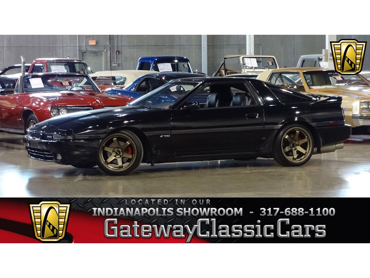 Large Picture Of 1991 Supra Located In Indianapolis Indiana