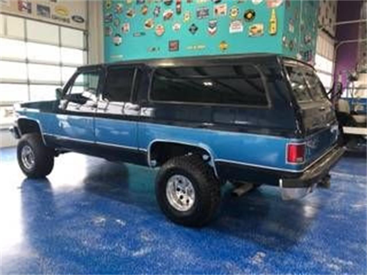 Large Picture of '89 Suburban - PCXE