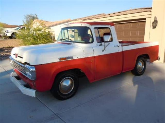Picture of '58 F100 - PCXL