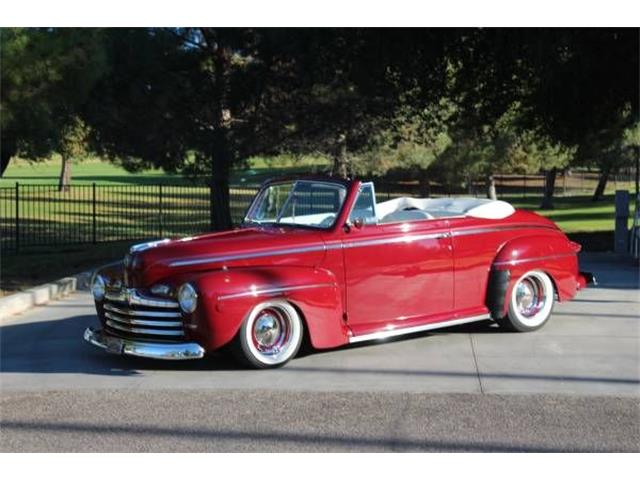 Picture of Classic '46 Ford Super Deluxe located in Cadillac Michigan - $55,895.00 - PCXN
