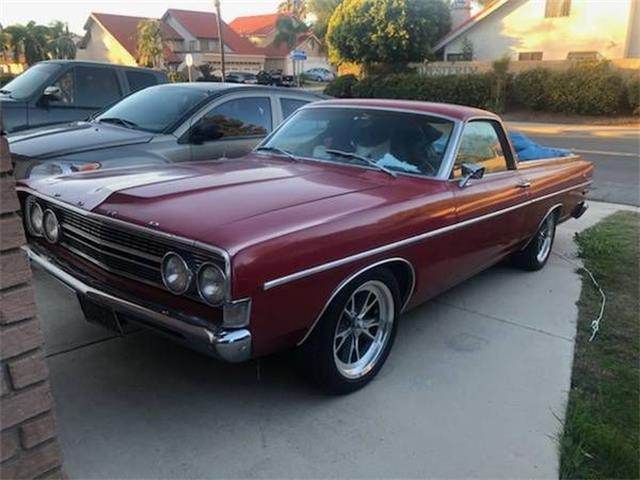 Picture of '68 Ranchero - PCXW