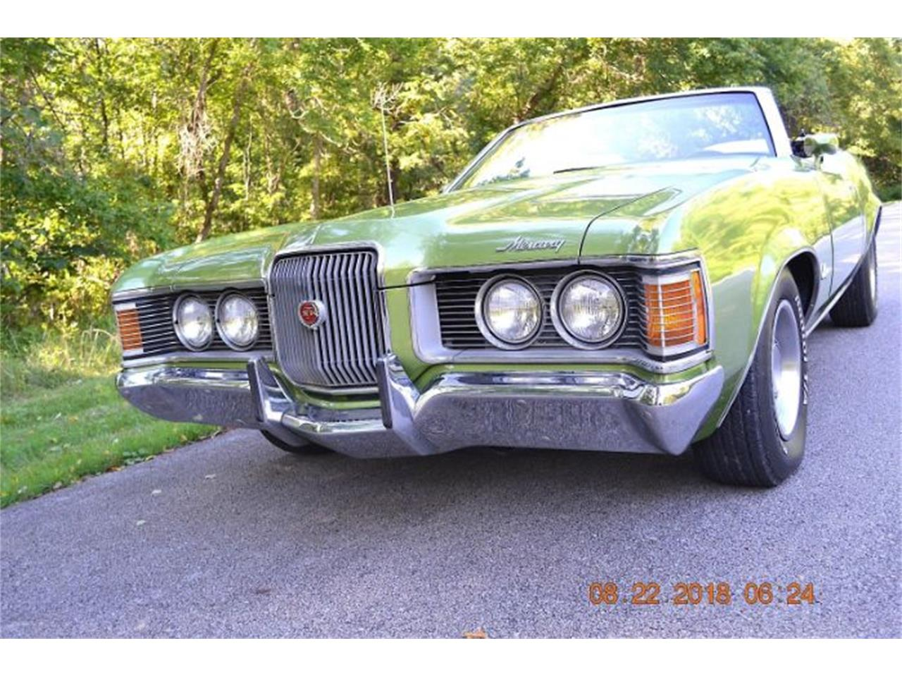 Large Picture of '72 Cougar - PCYB