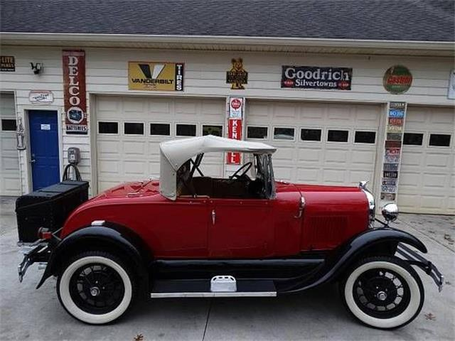 Picture of '29 Model A - PCYF