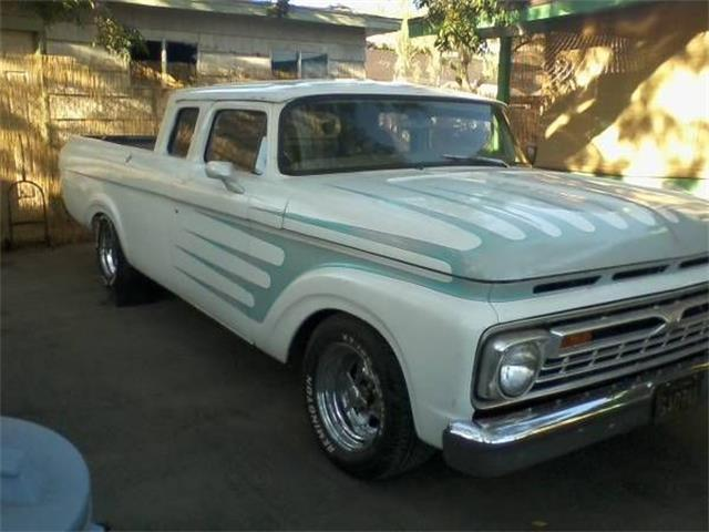 Picture of Classic '62 F100 located in Michigan - PCYL