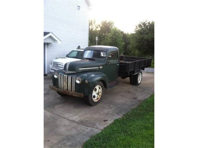Picture of Classic 1947 Ford Pickup located in Cadillac Michigan - PCYW