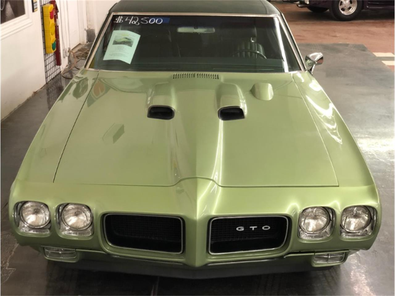 Large Picture of Classic '70 GTO - $42,500.00 - PCZ0