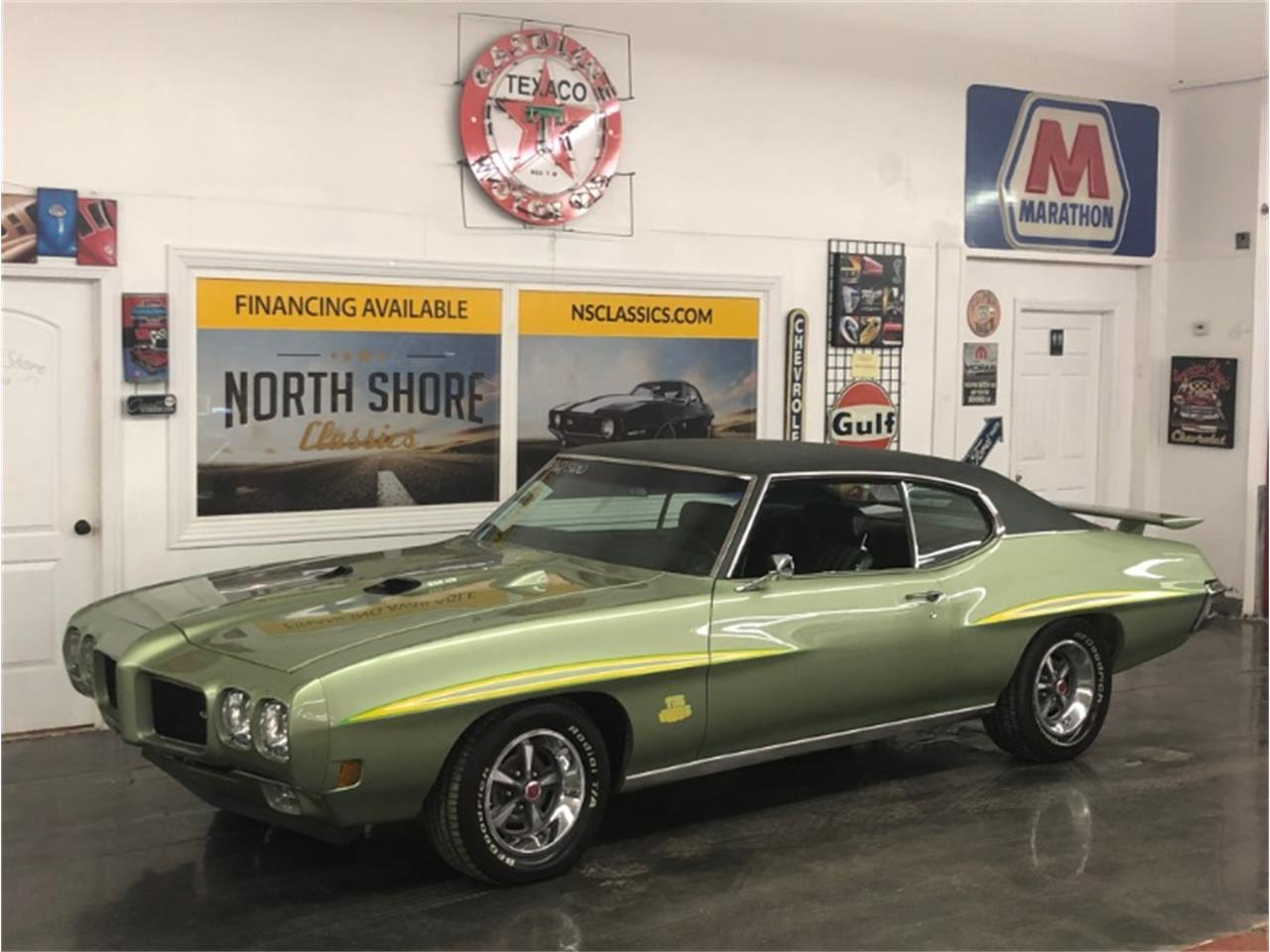 Large Picture of '70 GTO located in Mundelein Illinois - $42,500.00 Offered by North Shore Classics - PCZ0