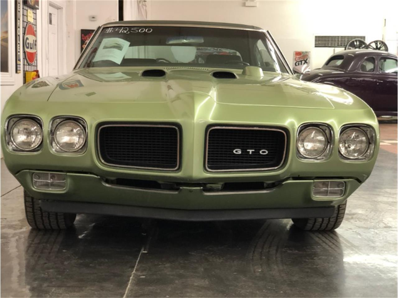 Large Picture of Classic 1970 Pontiac GTO located in Mundelein Illinois Offered by North Shore Classics - PCZ0