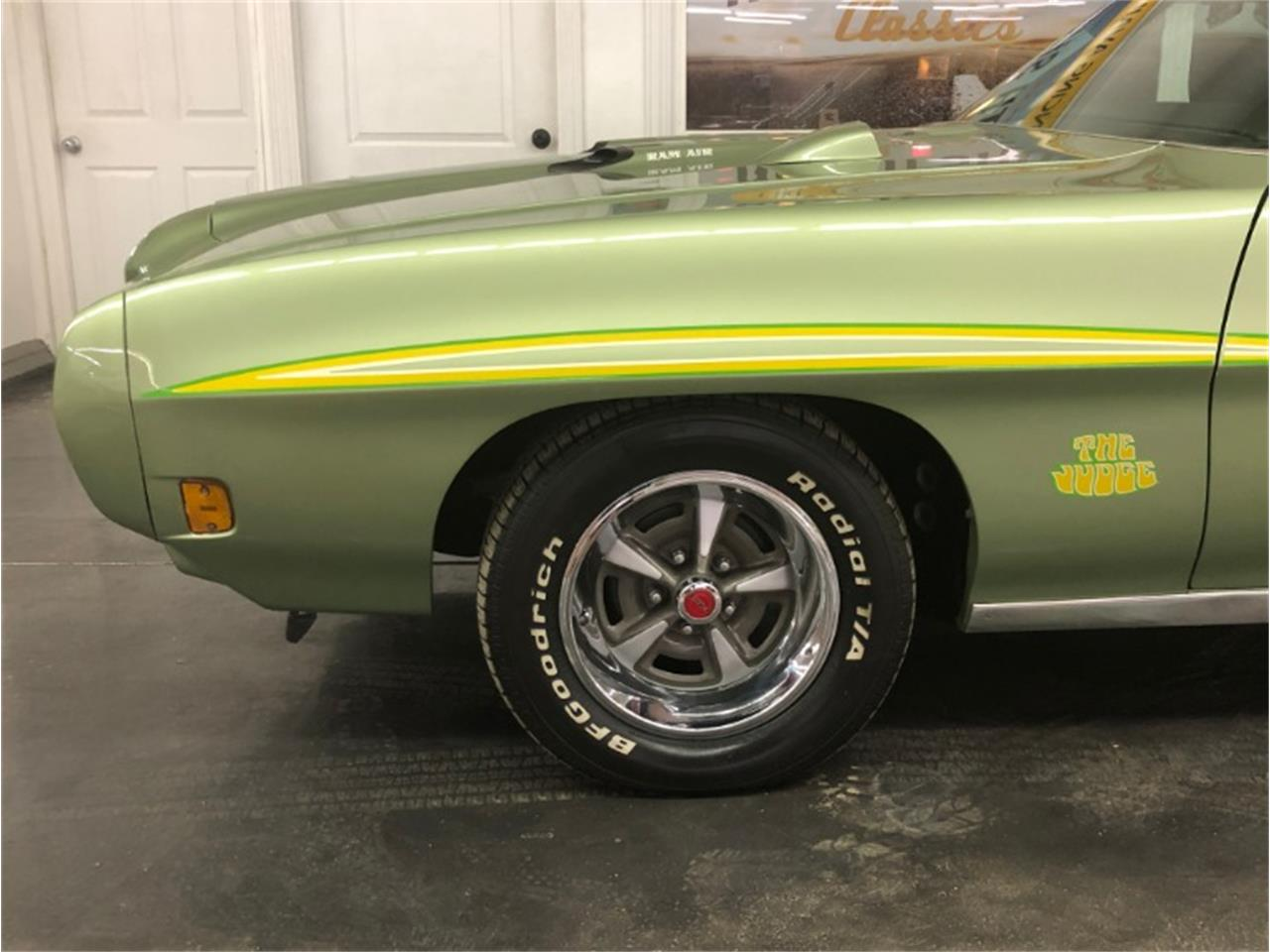 Large Picture of Classic '70 Pontiac GTO located in Mundelein Illinois - PCZ0