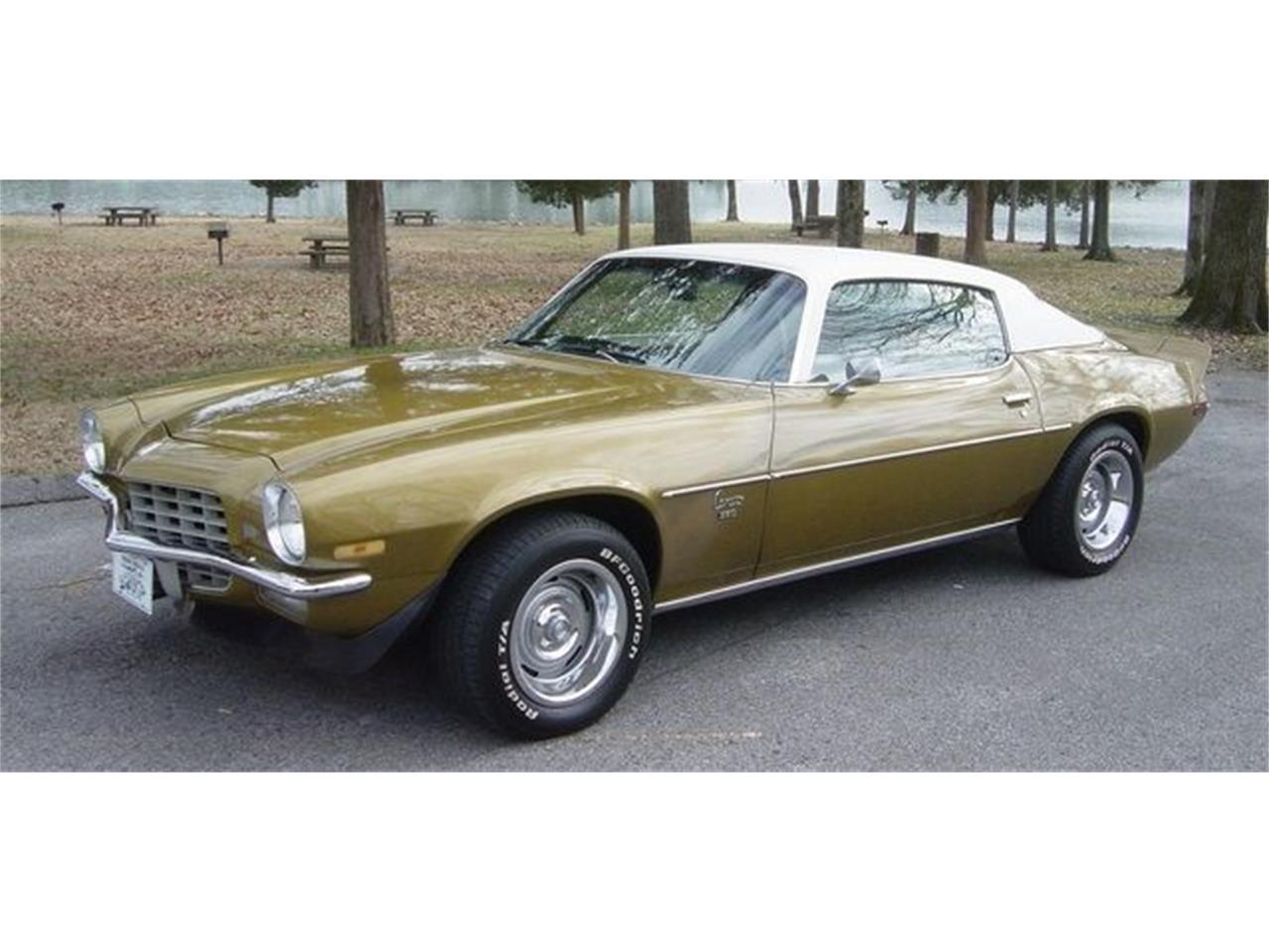1972 Chevrolet Camaro For Sale Classiccars Com Cc 1180324