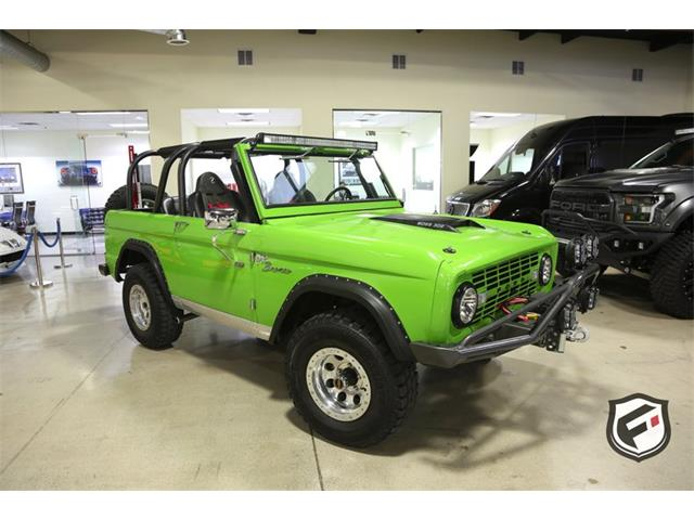 Picture of Classic '68 Ford Bronco located in California Offered by  - PCZZ
