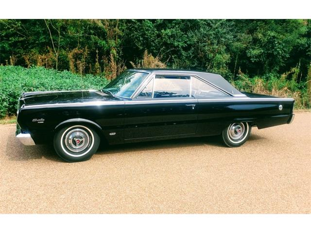 Picture of Classic 1966 Plymouth Satellite - PD0T