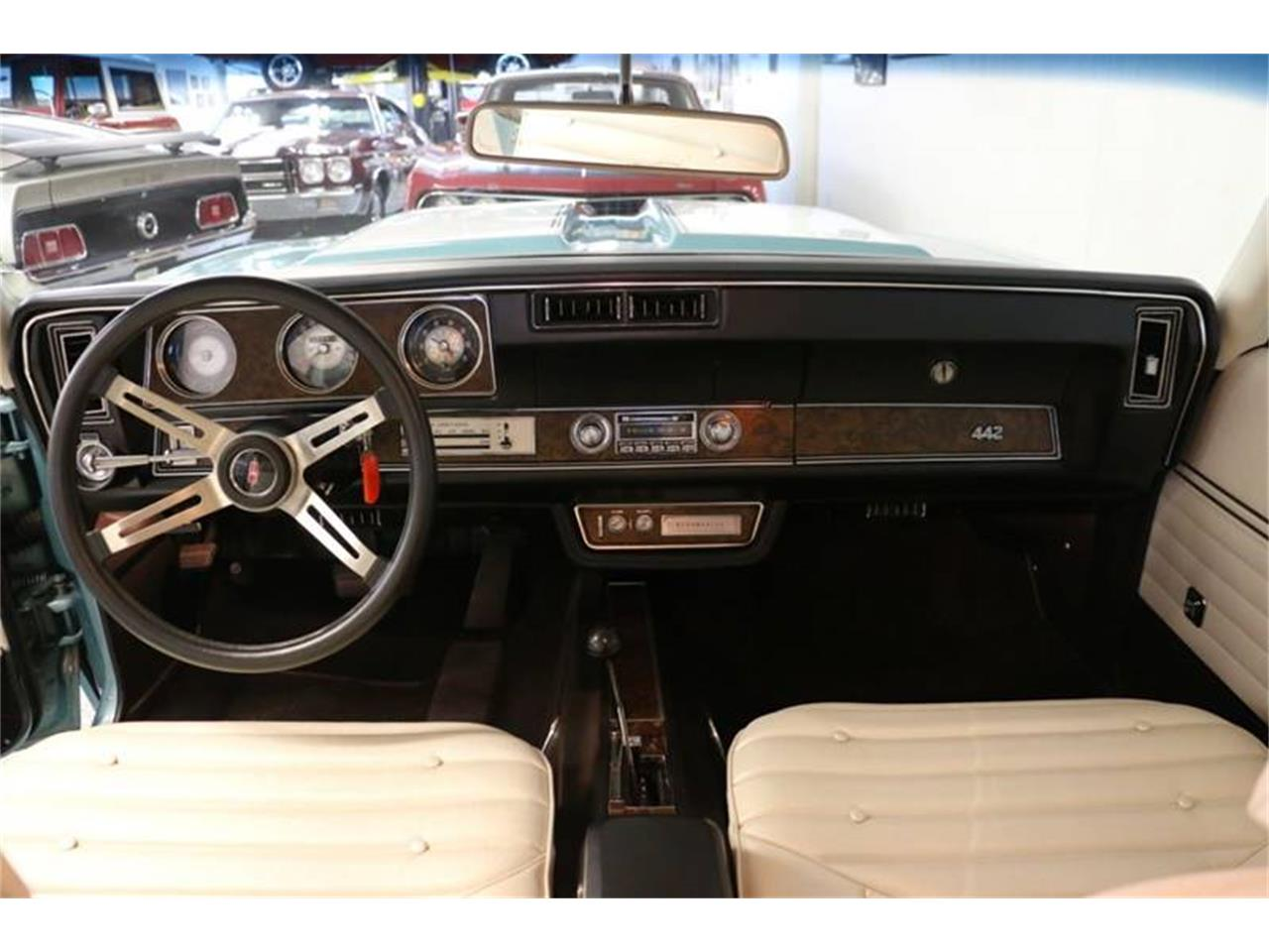 Large Picture of 1970 Oldsmobile 442 Offered by Kuyoth's Klassics - PD12