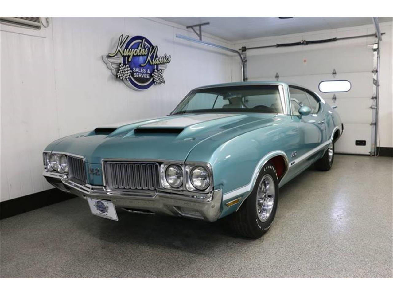 Large Picture of Classic '70 Oldsmobile 442 located in Stratford Wisconsin - $69,000.00 Offered by Kuyoth's Klassics - PD12
