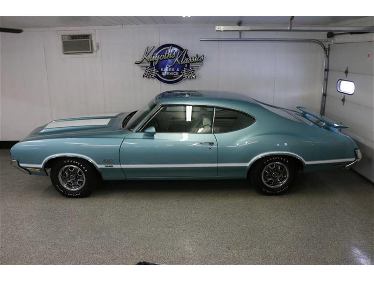 Large Picture of '70 Oldsmobile 442 - $69,000.00 Offered by Kuyoth's Klassics - PD12