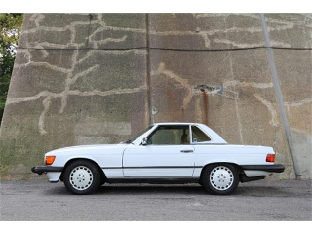 Picture of '89 560SL - PD20