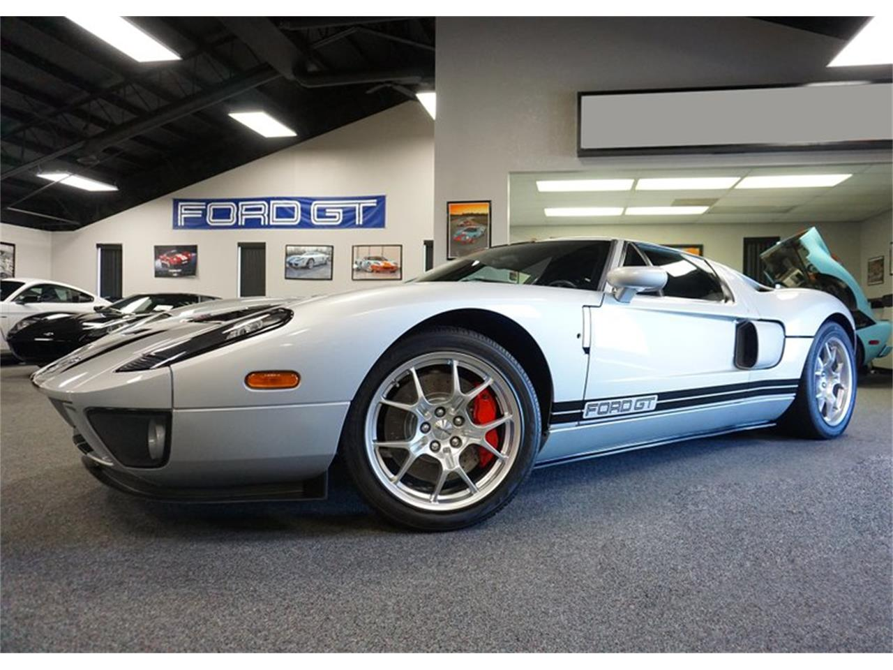 Large Picture Of  Ford Gt Pd