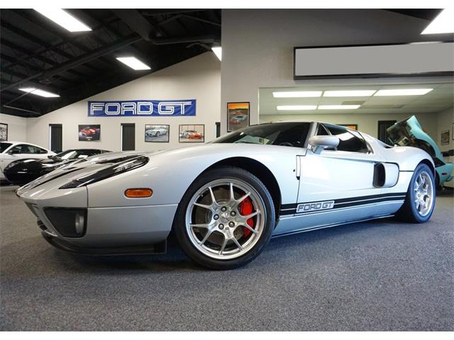 Picture of 2005 Ford GT located in Oklahoma Offered by  - PD28