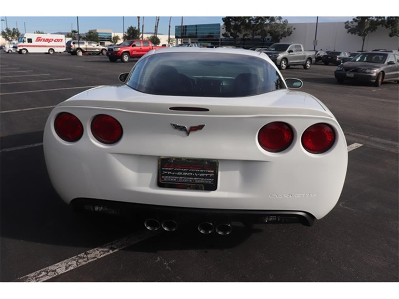 Large Picture of '07 Chevrolet Corvette Z06 located in Anaheim California - $42,900.00 Offered by West Coast Corvettes - PD36