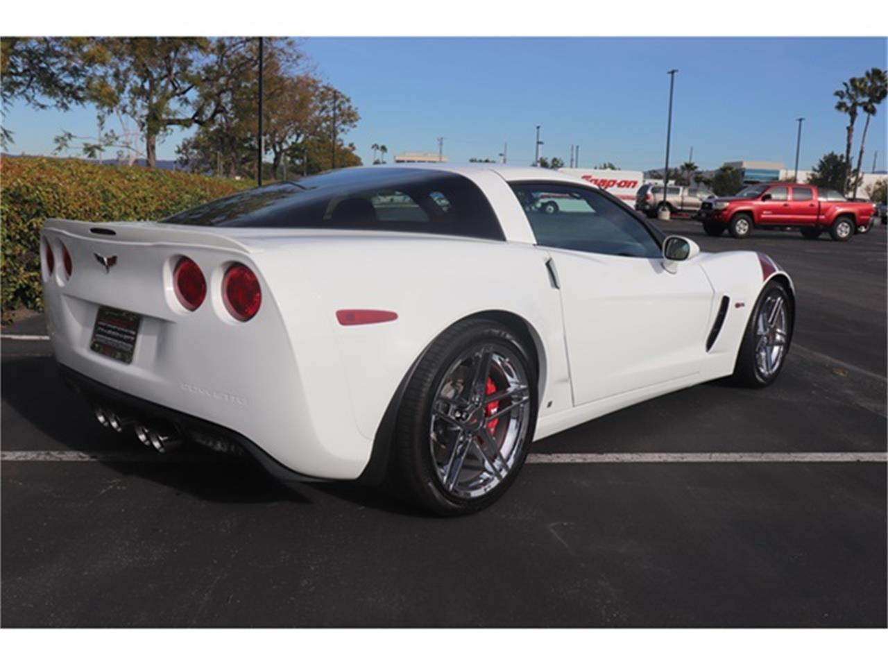 Large Picture of 2007 Chevrolet Corvette Z06 Offered by West Coast Corvettes - PD36