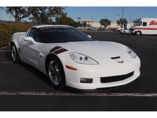 Picture of 2007 Chevrolet Corvette Z06 located in Anaheim California Offered by  - PD36
