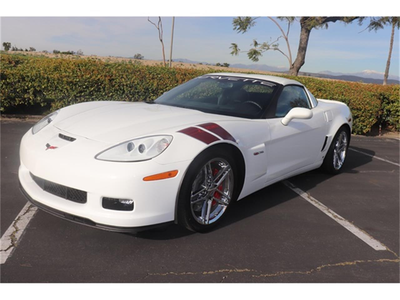 Large Picture of 2007 Chevrolet Corvette Z06 located in California - $42,900.00 - PD36
