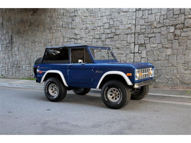 Picture of '74 Bronco - PD38
