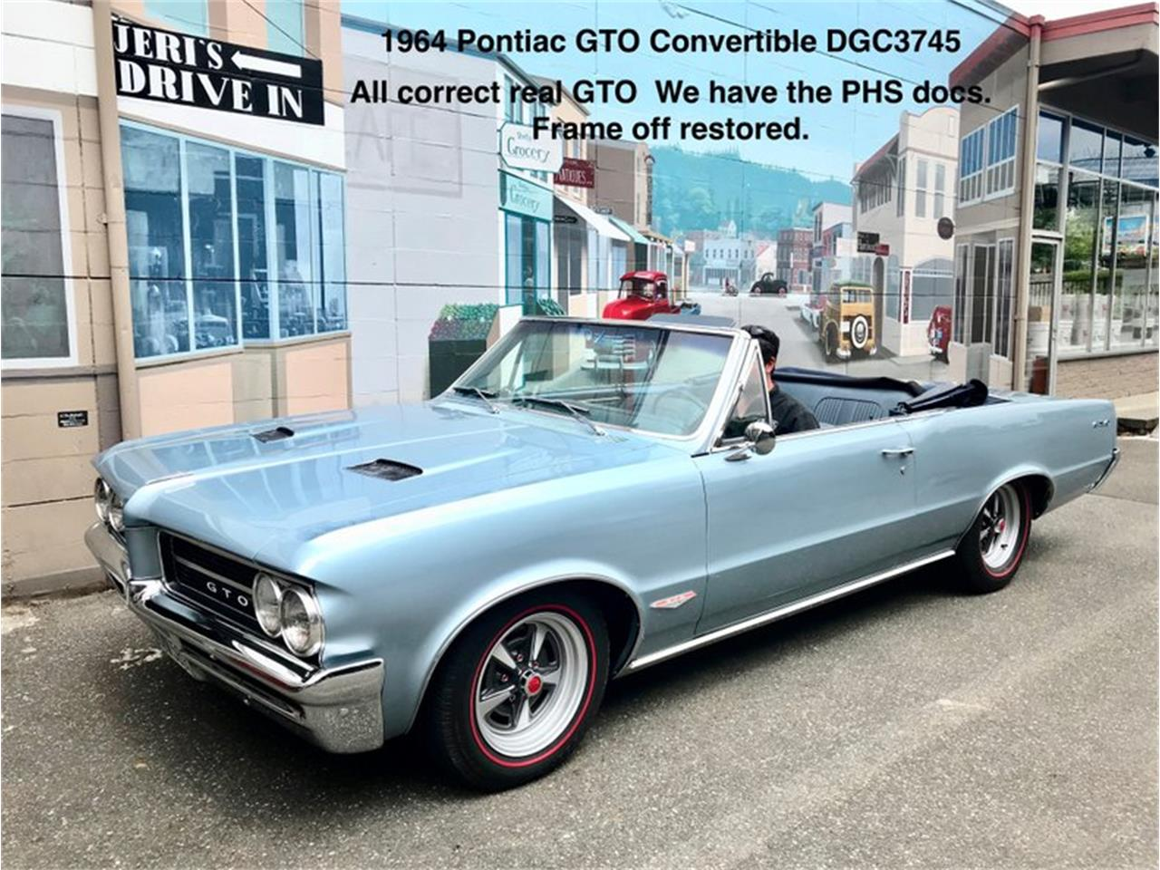 Large Picture of '64 GTO - PD3A