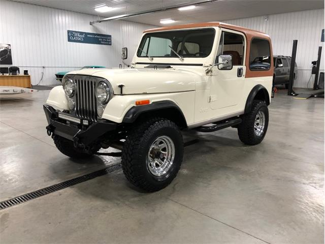 Picture of 1982 CJ Offered by  - PD3C