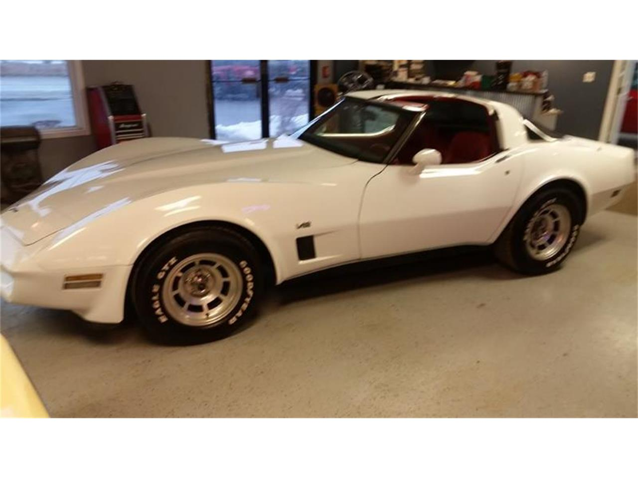 Large Picture of 1980 Chevrolet Corvette located in Spirit Lake Iowa Offered by Cruz'n Motors - PD3L