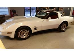 Picture of 1980 Chevrolet Corvette located in Iowa Offered by Cruz'n Motors - PD3L