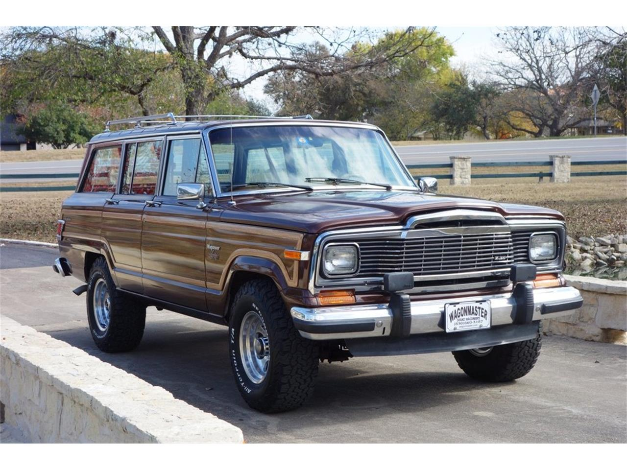 Large Picture of '83 Wagoneer - PD48